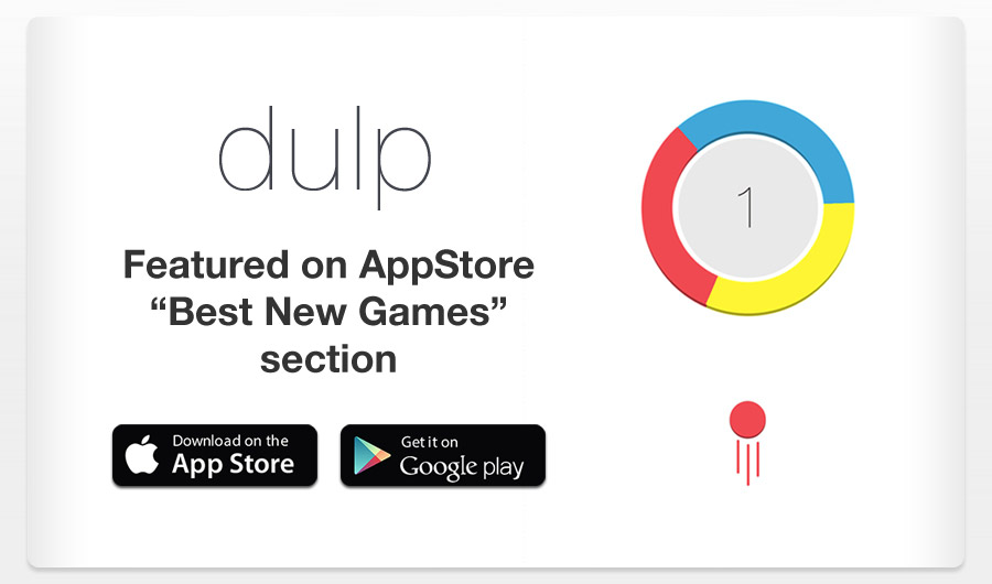 Dulp now available on App Store & Google Play