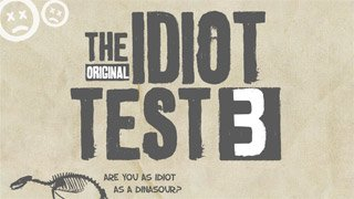 The Idiot Test 3 iOS