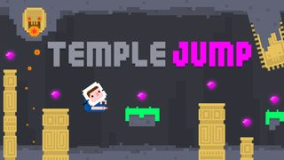 Temple Jump arcade game iOS & Android