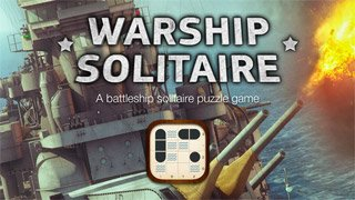 Warship Solitaire board game iOS